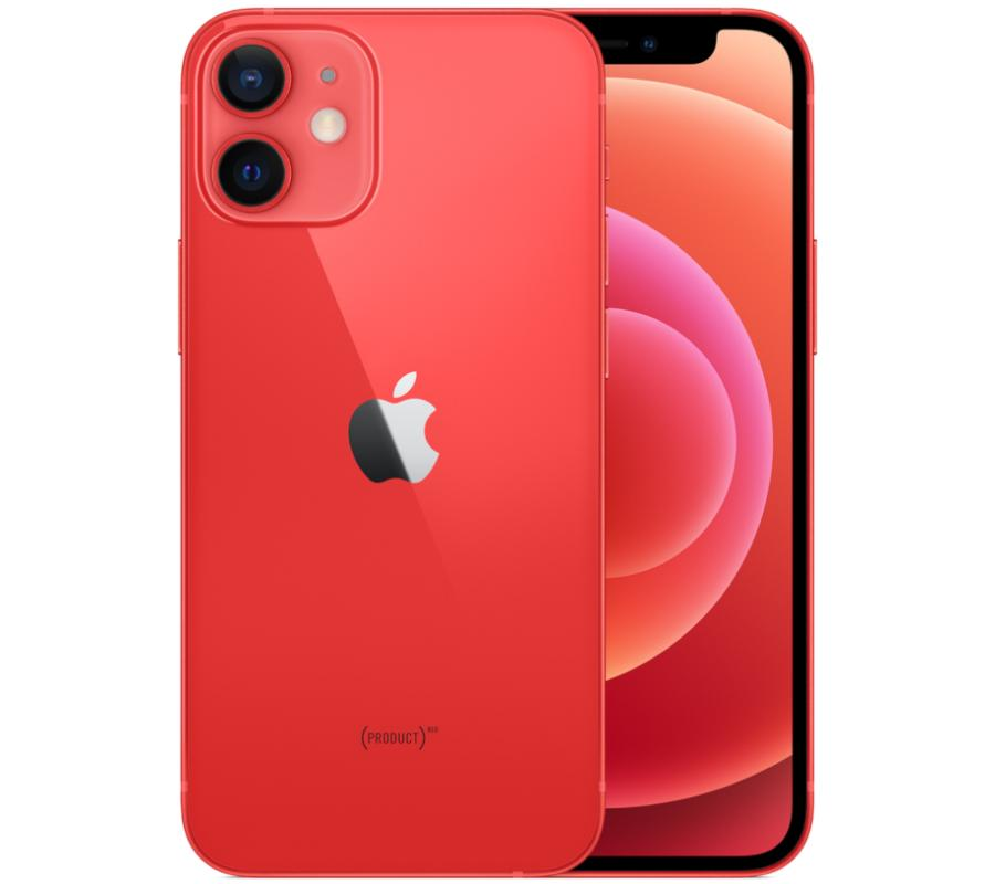 Телефон Apple iPhone 12 64GB Red