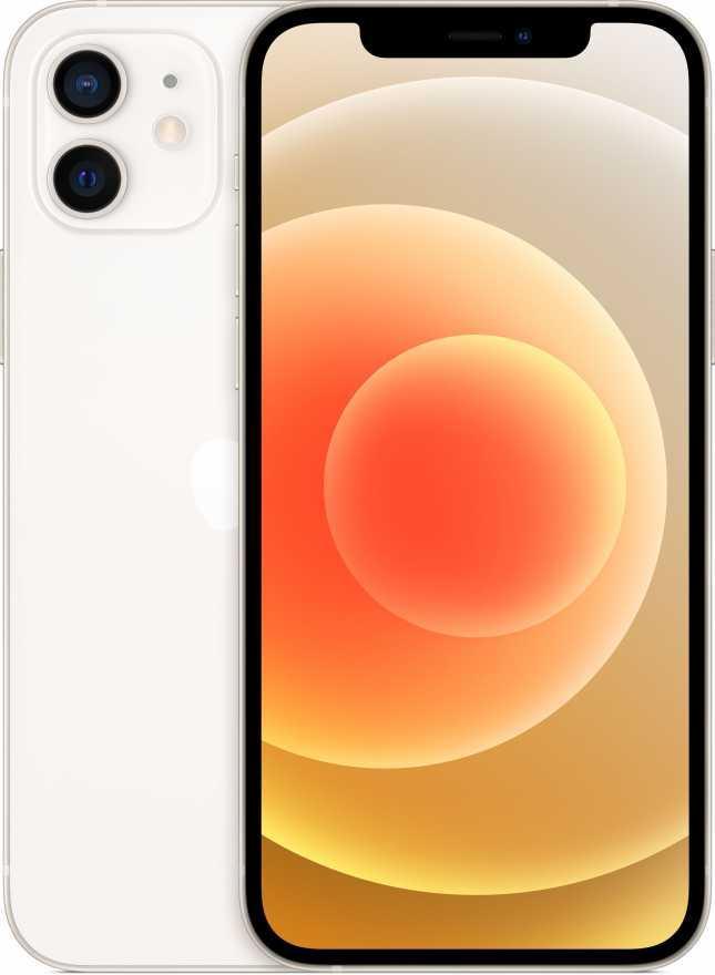 Электроника Телефон Apple Iphone 12 128Gb White Высокое