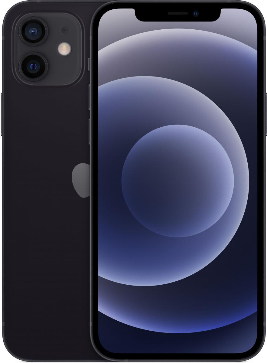 Телефон Apple iPhone 12 64GB Black