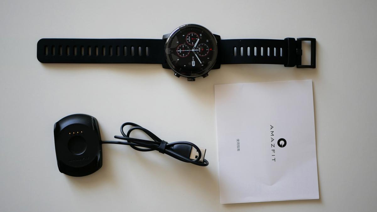 Умные часы Amazfit Stratos (Smart Sports Watch 2, A1619) (Б/У)