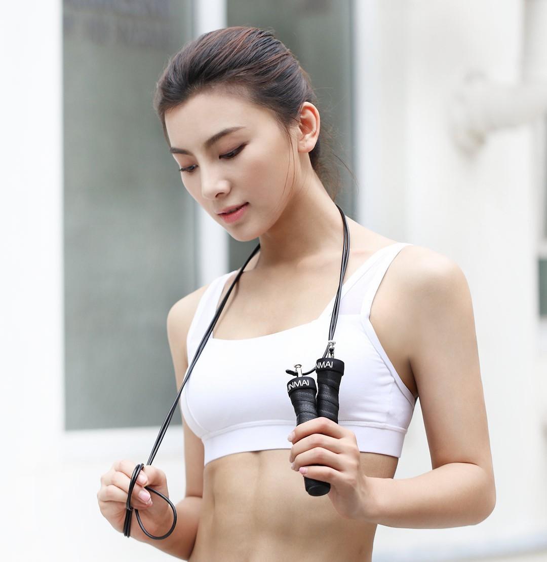Скакалка Xiaomi Yunmai Sports Jump Rope YMHR-P701 с утяжелителями