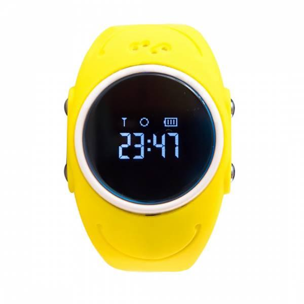 Smart Baby Watch W8 Yellow (витрина)