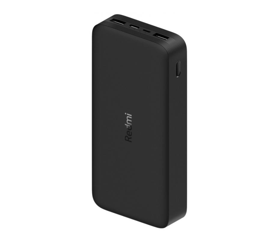 Внешний аккумулятор Xiaomi Redmi Power Bank 20000mAh Fast Charge 18W Black