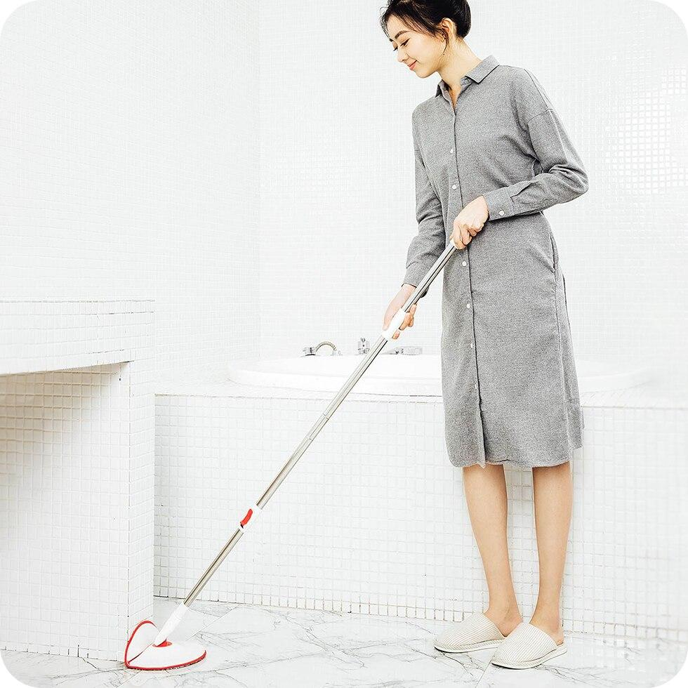 Набор для уборки iCLEAN Rotary Mop Set (YD-02)