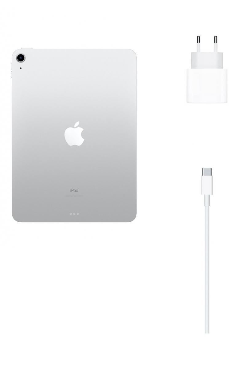 Планшет Apple iPad Air 10.9 (2020) Wi-Fi 64GB Silver