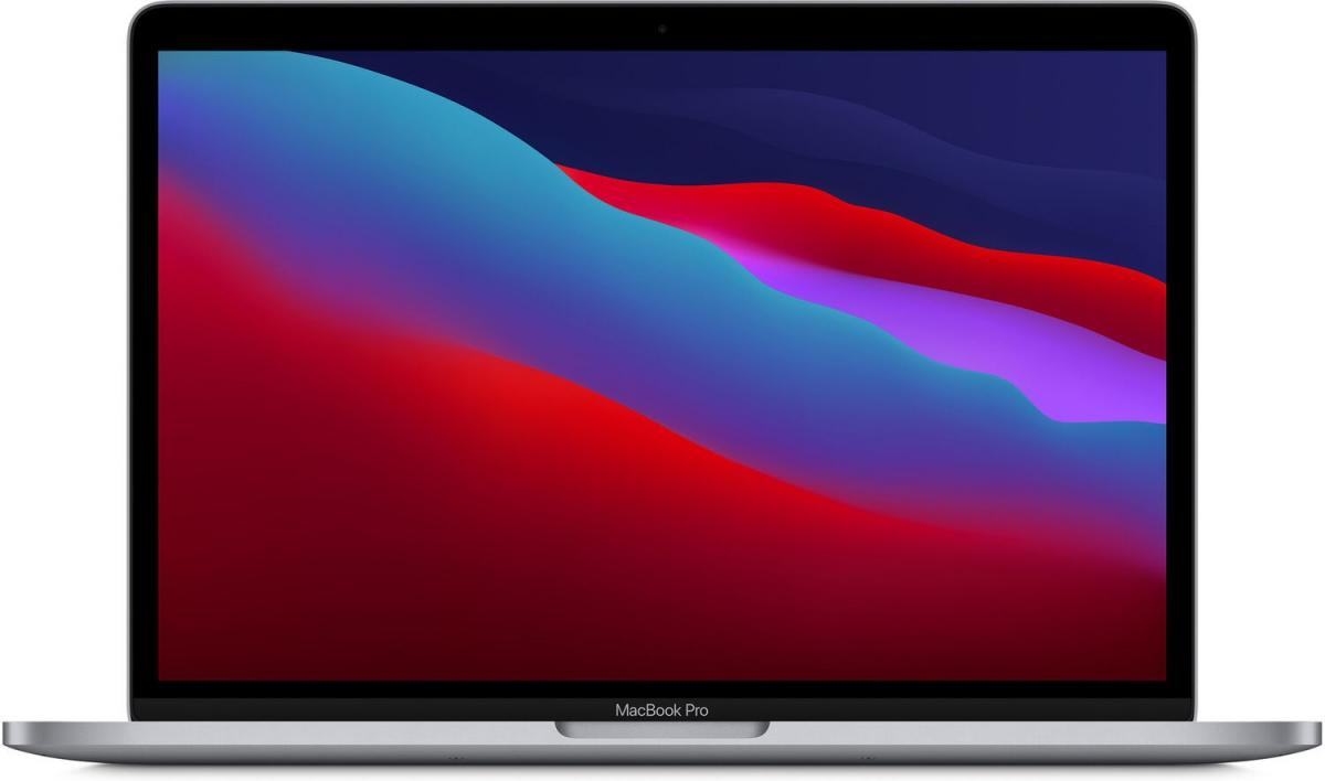 Ноутбук Apple MacBook Pro M1 13 Space Gray (8/256) (MYD82RU/A)