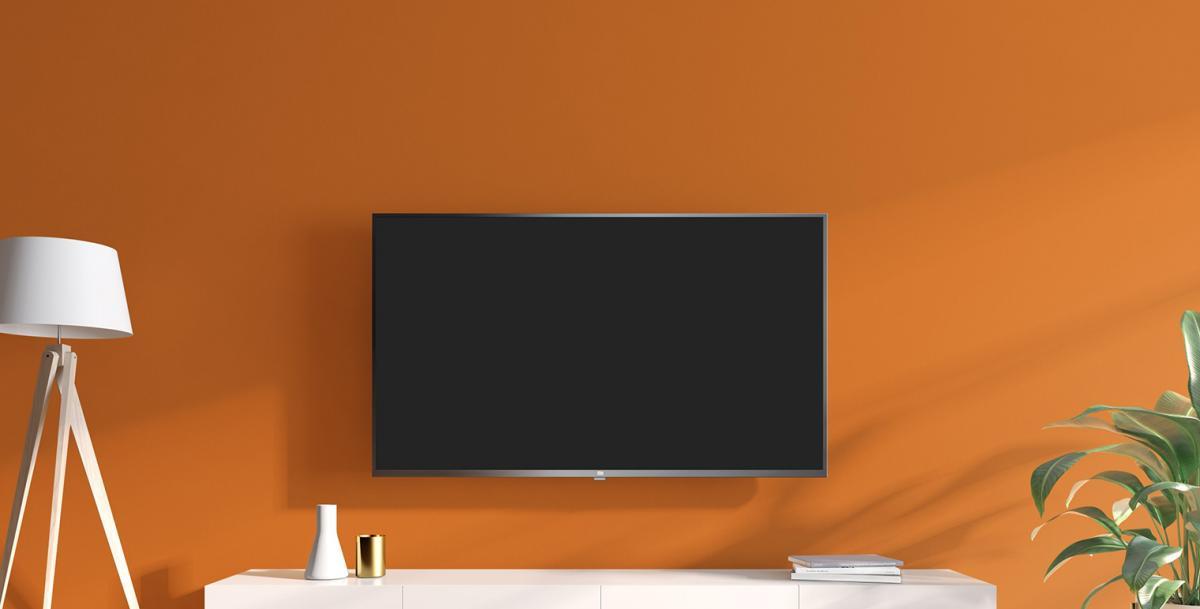 Xiaomi Mi TV 4A 55 Black ЕАС