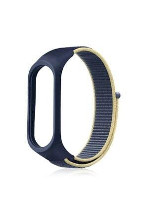 Mi Band 5 Wrist Strap Apple Like Lime