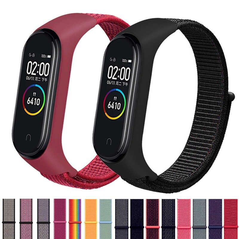 Mi Band 5 Wrist Strap Apple Like China Red (для Xiaomi Mi Band 5, браслет или ремешо (для Xiaomi Mi