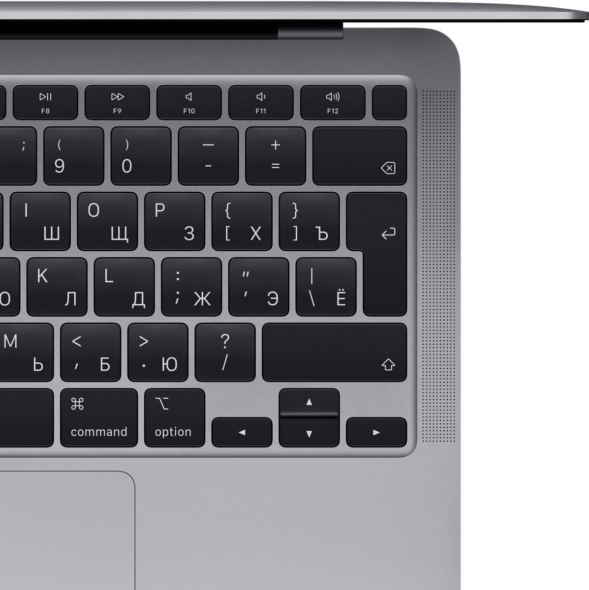 Ноутбук Apple MacBook Air M1 13 Space Grey (16/1Tb) (Z1240004R)