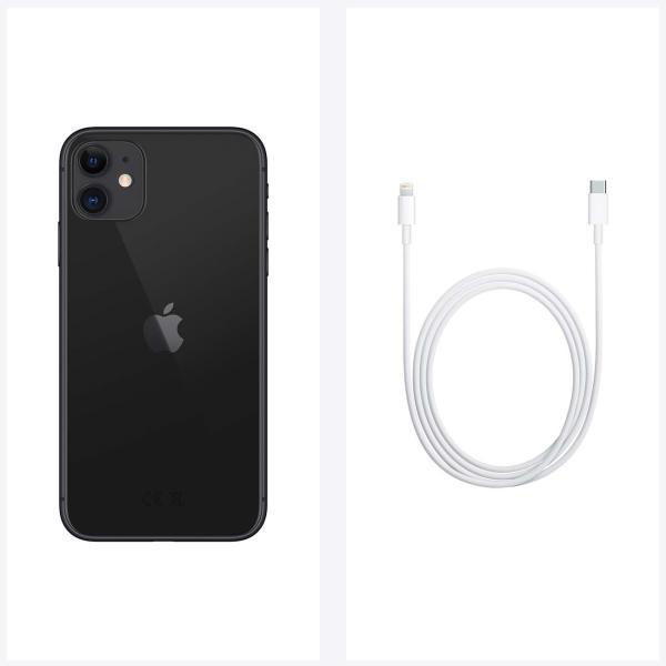 Телефон Apple iPhone 11 128GB Black