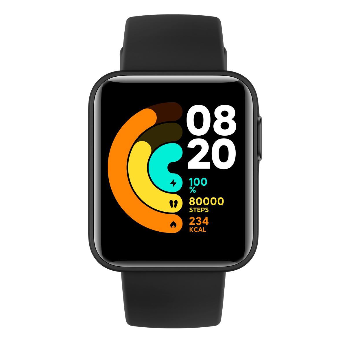 Смарт-часы Xiaomi Mi Watch Lite Black