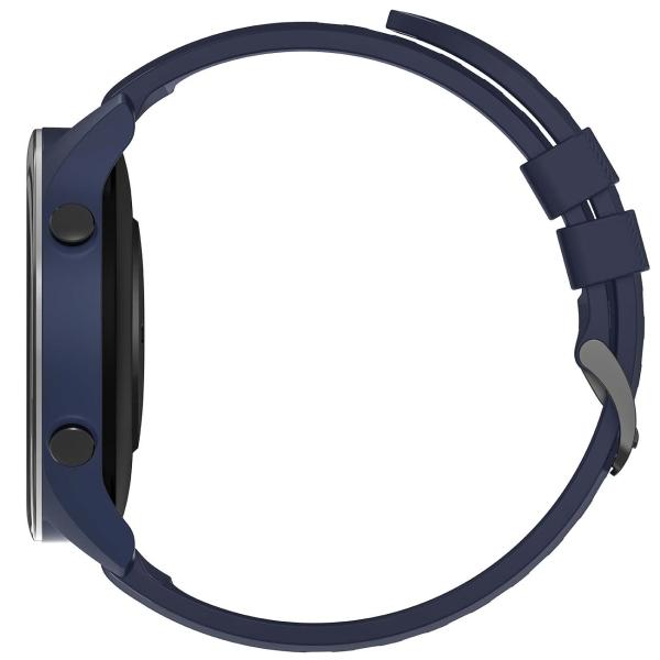 Смарт-часы Xiaomi Mi Watch 44mm Navy Blue