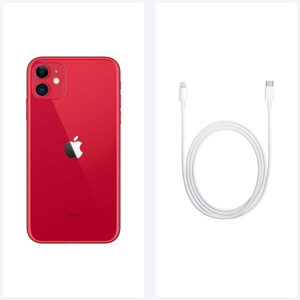 Телефон Apple iPhone 11 64GB RED