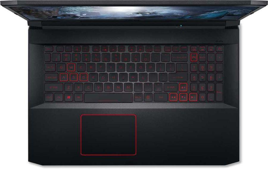 Ноутбук Acer Nitro AN517-52-77QC black 17.3