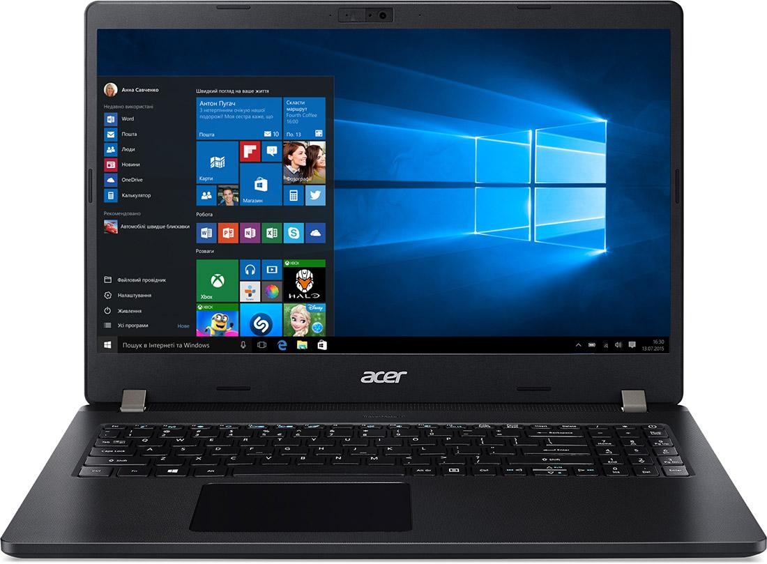 Ноутбук Ноутбук Acer Travelmate Tmp215-52-776W 15.6'' (Fhd I7-10510U/16Gb/512Gb Ssd/W10Pro) Кедровый