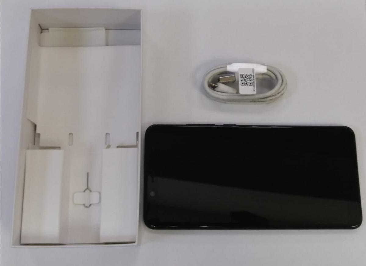 Xiaomi Redmi Note 5 32Gb Black (Б/У, хорошее состояние)