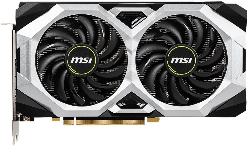 Видеокарта MSI GeForce RTX 2060 VENTUS OC RU