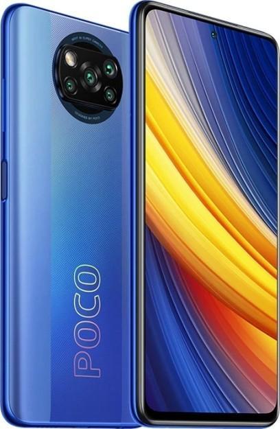 Смартфон Xiaomi POCO X3 PRO NFC 8/256Gb Frost Blue