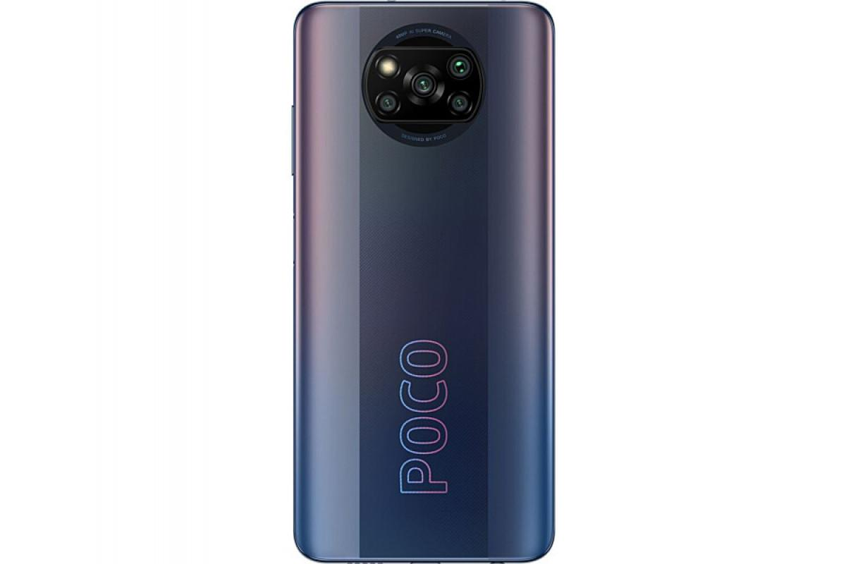 Смартфон Xiaomi POCO X3 PRO NFC 8/256Gb Phantom Black