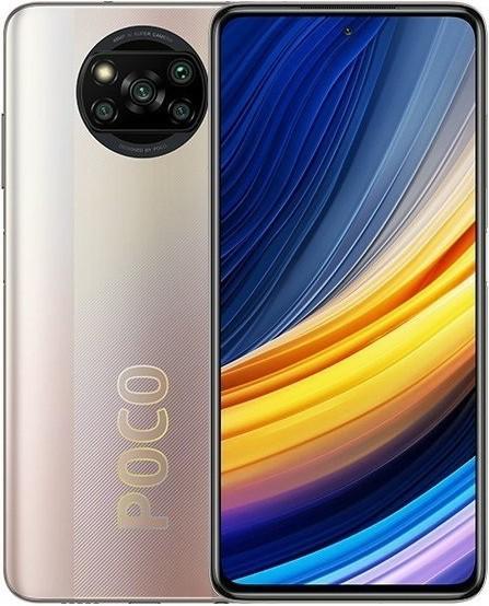 Смартфон Xiaomi POCO X3 PRO NFC 6/128Gb Metal Bronze