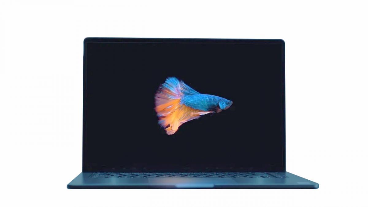 Ноутбук Xiaomi Mi Notebook Pro 14 (i5/16/512/MX450)