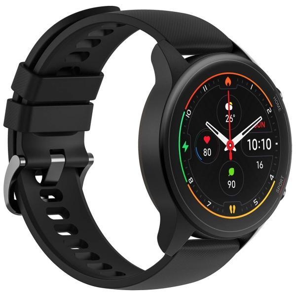 Смарт-часы Xiaomi Mi Watch 44mm Black