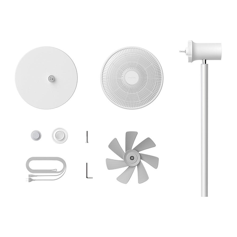 Вентилятор Xiaomi Mi Smart Standing Fan 2 EU