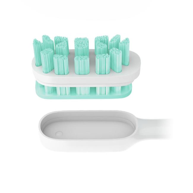 Набор насадок Xiaomi Mijia Toothbrush Set T300/T500 (3-pack, White)