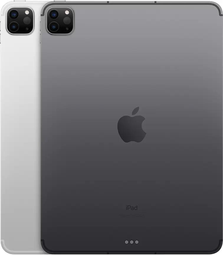 Планшет iPadPro 11 (2021) Wi-Fi + Cellular 128GB Silver