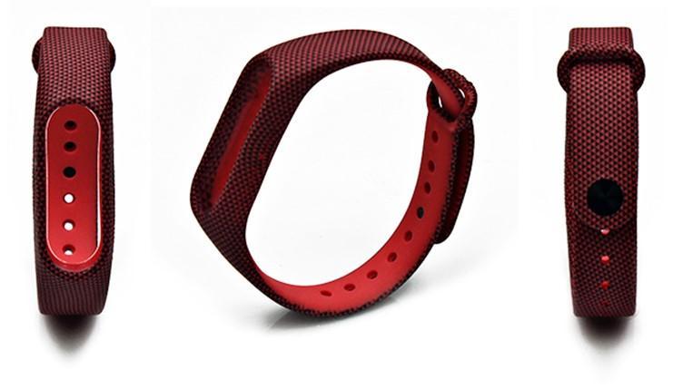 Mi Band 5/6 Wrist Silicon Strap Art 18 (для Xiaomi Mi Band 5/6, браслет или ремешок, чер (для Xiaomi