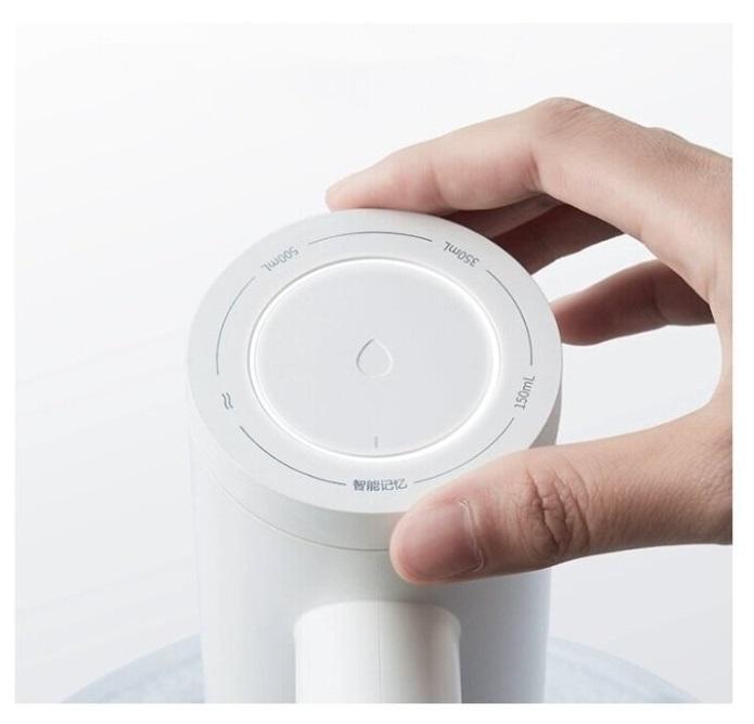 Помпа для воды JISULIFE TDS Dispenser (электрическая, с индикатором количества примесей в воде)