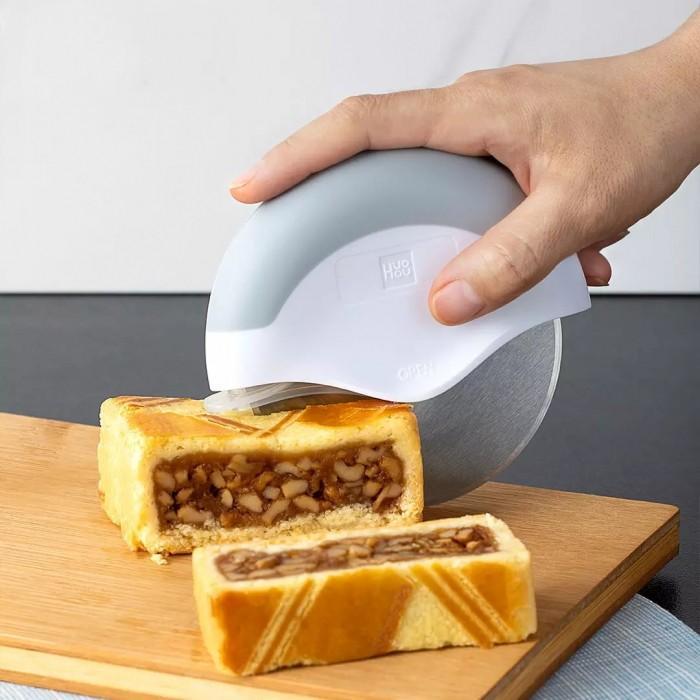 Нож для пиццы Xiaomi Huo Hou Pizza (складной, универсальный)