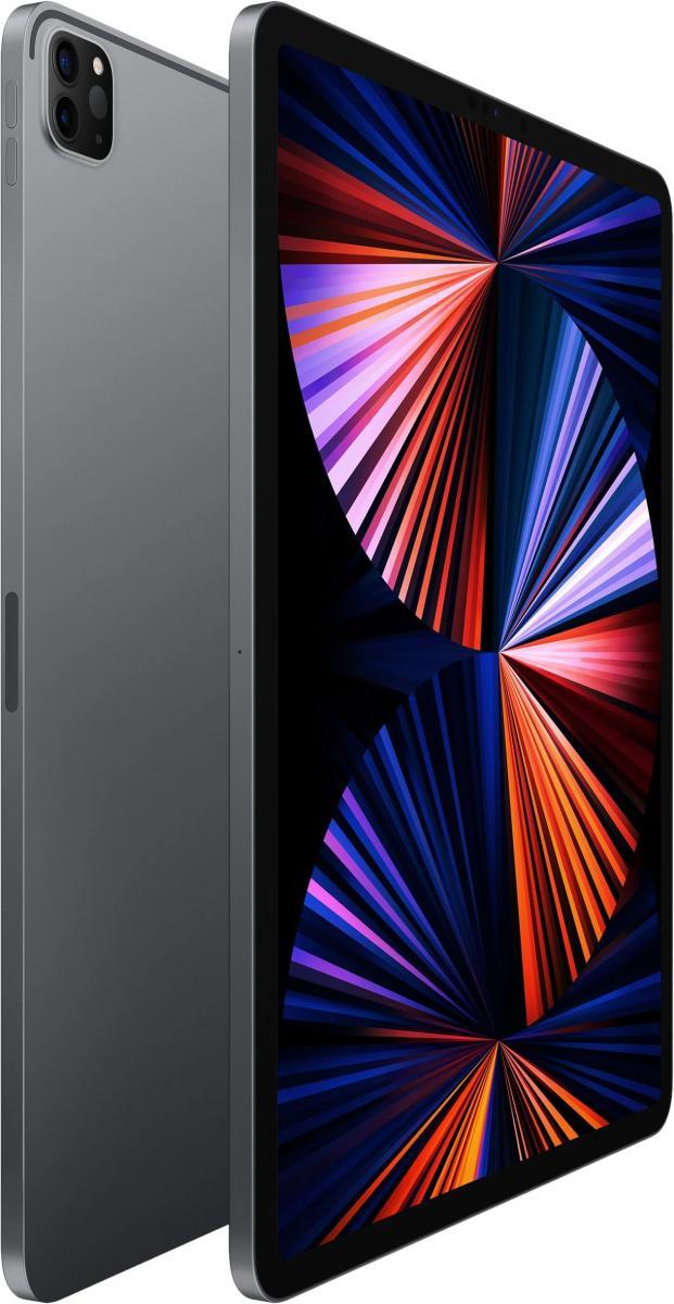 Планшет iPadPro 12.9 (2021) 512GB Wi-Fi + Cellular Space Grey MHR83RU/A