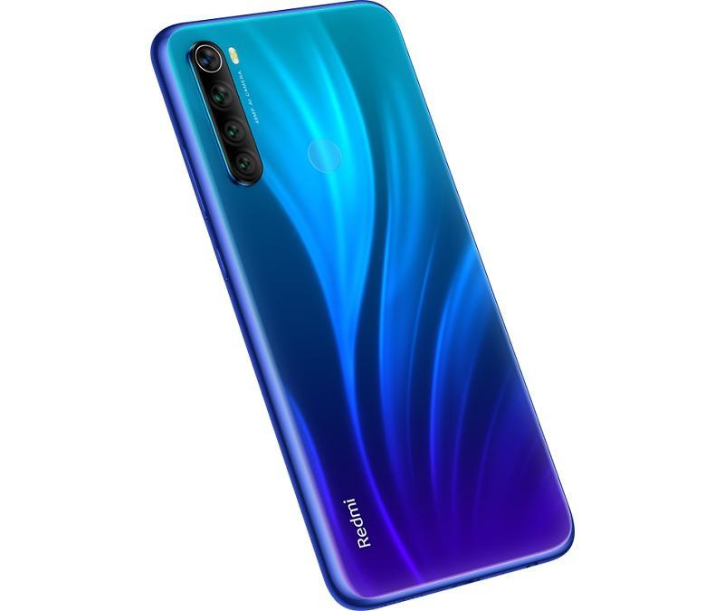 Смартфон Xiaomi Redmi Note 8 (2021) 4/64Gb Neptune Blue