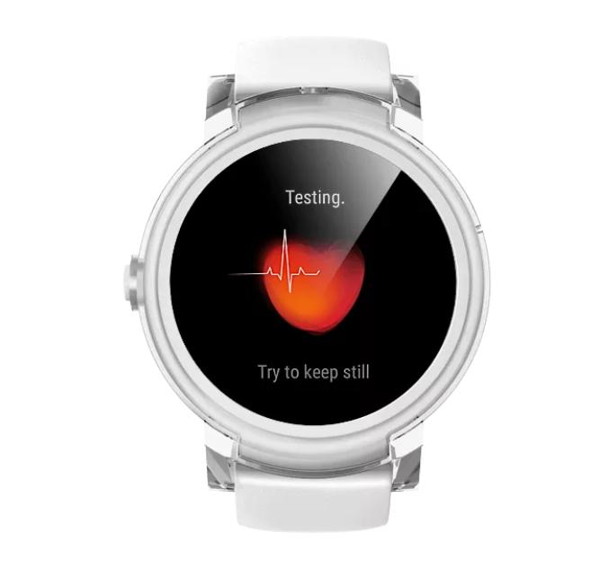 Смарт-часы Xiaomi TicWatch E-Smart (White)