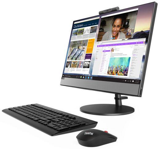 Электроника Моноблок Lenovo V530-22Icb Black 21.5 (Fhd I3-9100T/4Gb/256Gb Ssd/Dvdrw/Dos/K+M) Лабытнанги