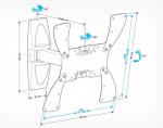Кронштейн Holder LCDS-5020