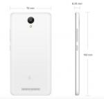 Xiaomi Redmi Note 2 16Gb White