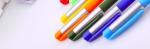 Набор цветных ручек