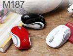 Мышь Logitech M187 Optical Mouse <910-002731/910-002736>