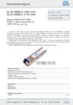 GIGALINK GL-OT-SG08LC1-1550-1310-D Модуль