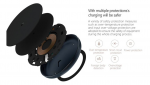 Купить Беспроводное ЗУ Xiaomi Mi Wireless Charging Pad <WPC03ZM>  в Ачинске по выгодной цене и с быстрой доставкой
