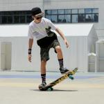 Скейтборд 700Kids Double-UP Skateboard