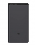 Xiaomi Mi Power Bank 3 Fast Charge 18W 10000mAh Black