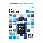 MicroSD 2GB Mirex
