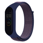 Mi Band 5 Wrist Strap Apple Like Indigo Blue