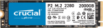 SSD M.2 NVMe 2TB Crucial P2