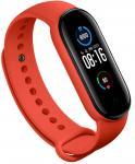 Mi Band 5/6 Wrist Silicon Strap Basic Original Red <для Xiaomi Mi Band 5/6, браслет или <для Xiaomi