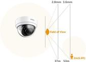 Видеокамера IP Dahua